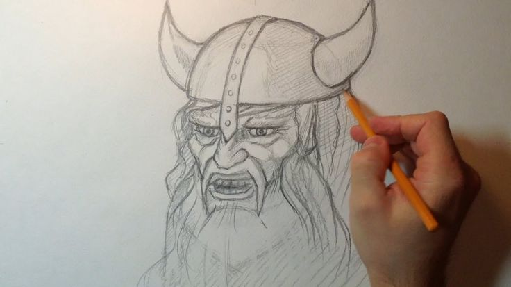 How to Draw Negative Emotios / Angry face Sketch - Набросок / злое лицо ...