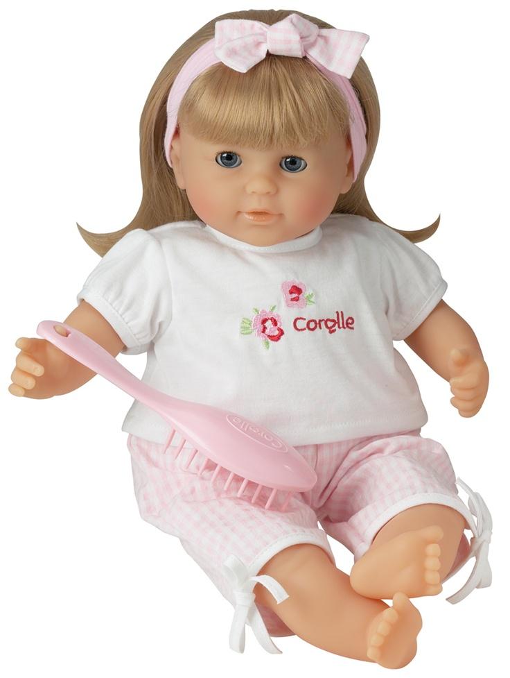 13 best corolle dolls images on pinterest baby dolls. Black Bedroom Furniture Sets. Home Design Ideas