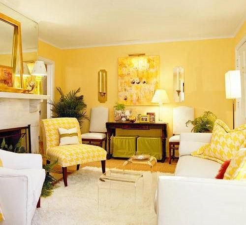 30 Inspirational Interior Design Color Schemes: Best 25+ Yellow Color Schemes Ideas On Pinterest