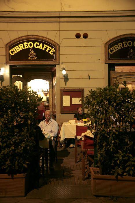 Cibrèo  Florence Restaurant