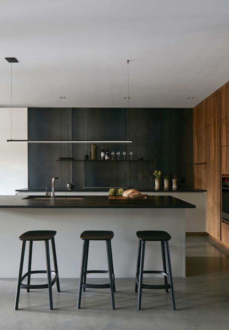 954 best modern kitchens images on pinterest contemporary unit kitchens loft and loft apartments on kitchen ideas modern id=40562