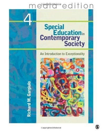 special education in contemporary society pdf