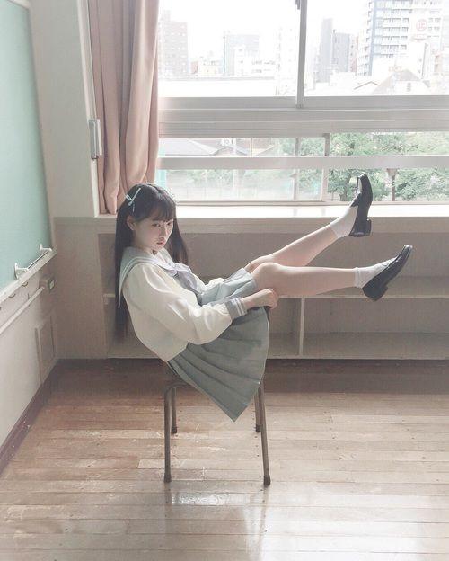 美少女 and 越智ゆらの image