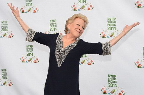 """Bette Midler as Winifred Sanderson 