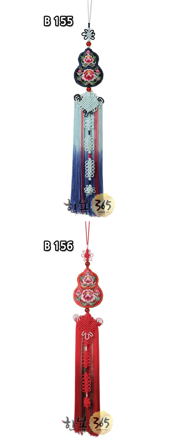 SONJJANG-Korean ornaments NORIGAE for traditional hanbok
