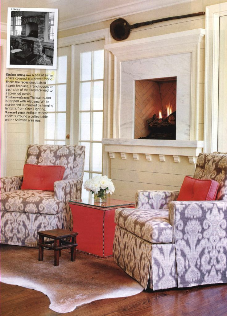 Kravet In February 2014 Traditional Home