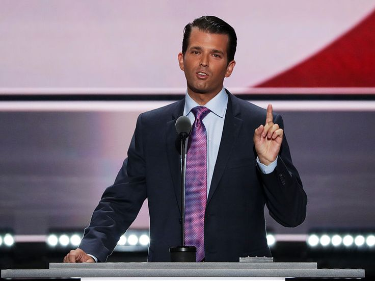 What you need to know on Wall Street today - Welcome to Finance Insider, Business Insider's summary of the top stories of the past 24 hours.  Wow.  Donald Trump Jr. justtweeted what he claims is the full email correspondence between himself and the music publicist who reportedly arranged the June 2016 Trump Tower meeting withaRussian attorney who reportedly promised dirt on soon-to-be Democratic presidential nominee Hillary Clinton.  You can read about the key details in the emails here…