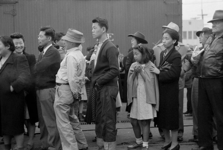 Les Japonais-Américains ont été chassés de chez eux après Pearl Harbor