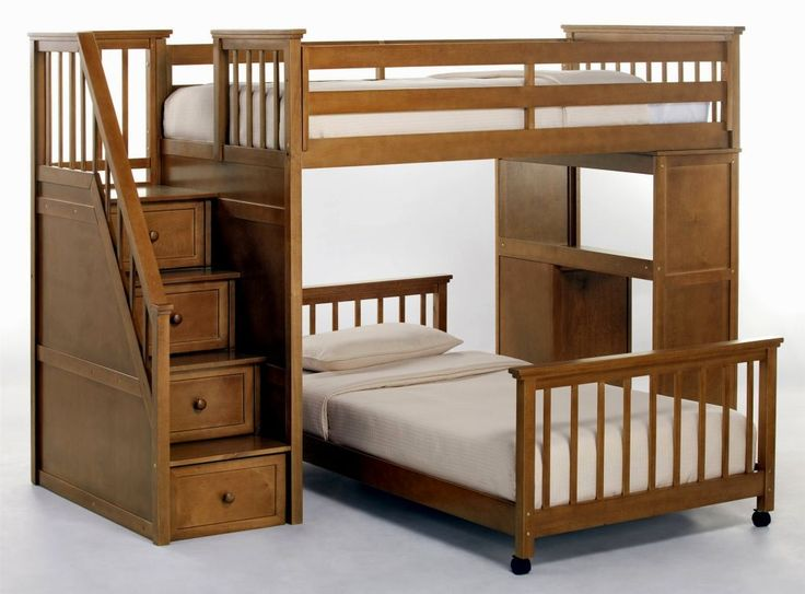 Amazing Bunk Bed With Desk - http://www.homedeskideas.com/amazing-bunk-bed-with-desk/ : #FutonBeds Amazing Bunk Bed With Desk – Furniture could be a great outlet for your creativity. Simply find furniture that is certainly true to the style and personality. These article helps you with how to know things to look for when furniture shopping, understand how to give your property an...