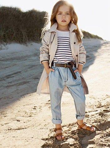 CuteLittle Girls, Future Daughters, Fashion Style, Kids Fashion, Children, Minis, Baby, Kidsfashion, Trench Coats