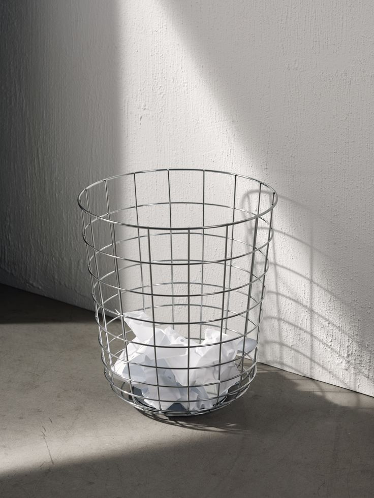 MENU, Wire Bin By Norm Architects