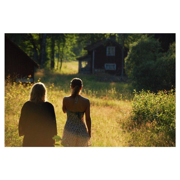 """""""Systrar"""", Sunniva & Hannah 2014. #värmland"""