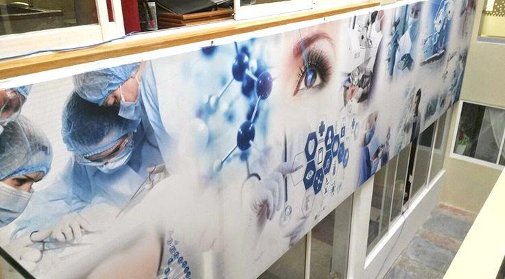 Mural tipo collage temático en tela sublimada sobre bastidor. By Nómada Creativo