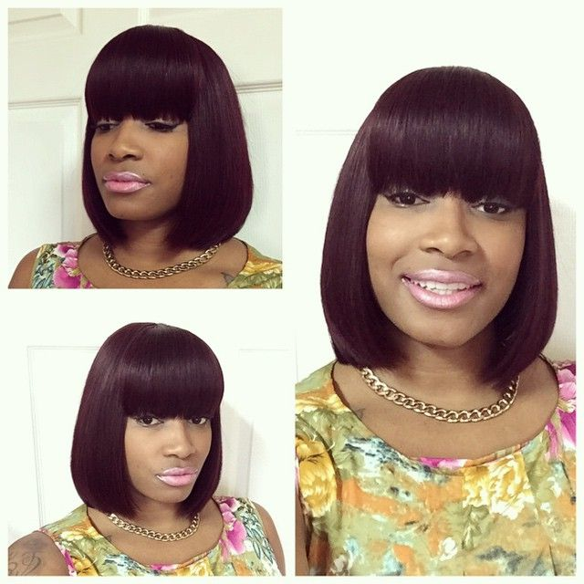 BANG THO!! Full Chinese bang(DORA BOB) VISSO-99J these inches are 2 packs of 10in and 1/2 pack ...
