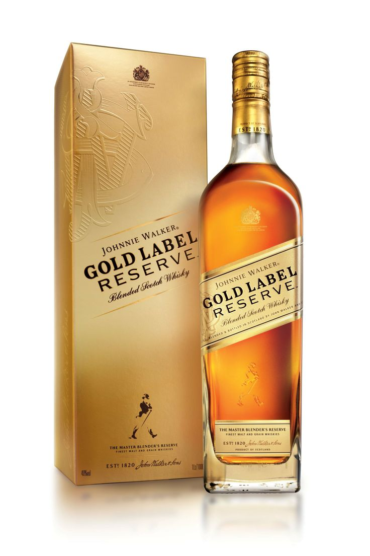 JOHNNIE WALKER | GOLD LABLE RESERVE such wonderful memories!!!!!!
