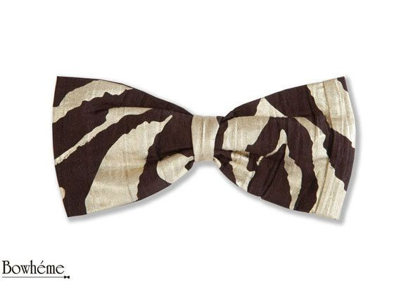 Bow Tie brown MARRONE #bowtie #pretied #readytied #mens #womens #fashion . by Bowheme on Etsy, $10.50