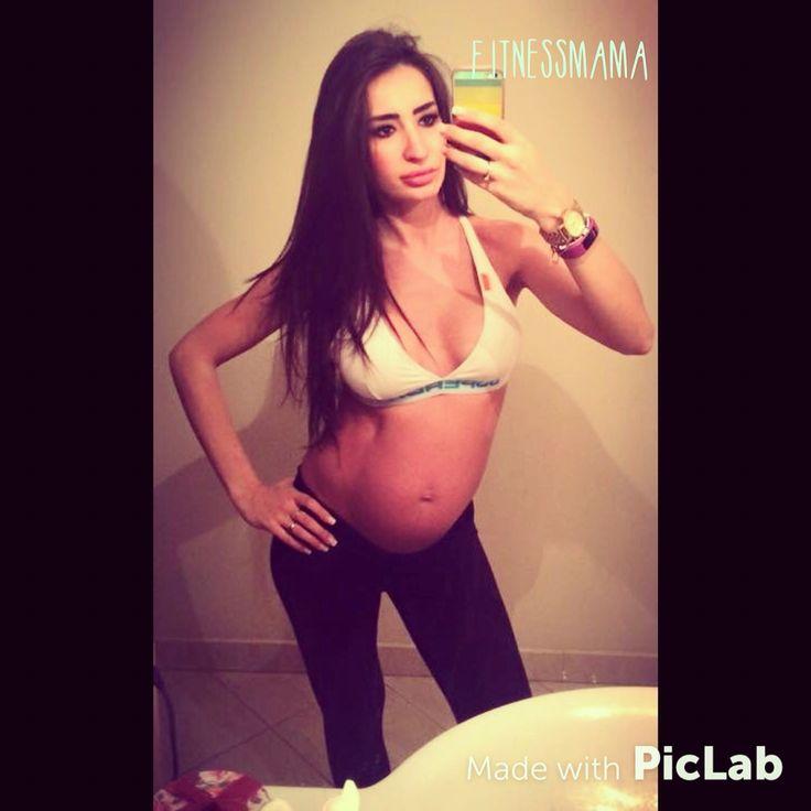 #fitnessmama #27weeks #pregnant