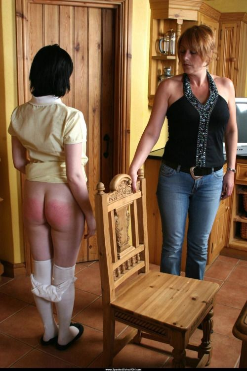 Moms who spank hard