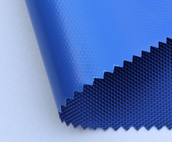 Polyester 600d Oxford Fabric Pvc Coating Oxford Fabric Pvc Coat Fabric