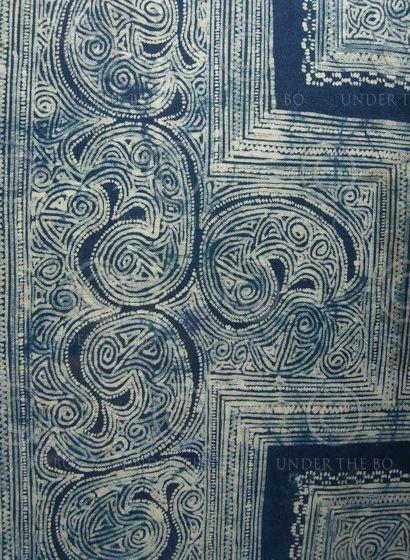 Chinese-batik-indigo-textile-C79d.jpg 410×560 pixels