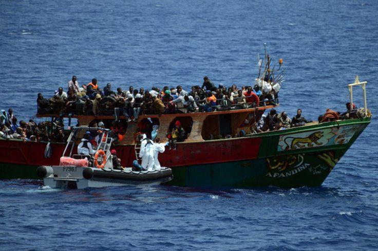 Países ocidentais patrocinam guerras e intervenções, mas são apresentados como heróis na tragédia da imigração