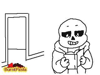 undertale, sans, papyrus GIF