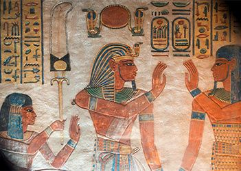 #howancientegypt26 : Government in Ancient Egypt: Ancient Egypt Government: Egyptian Democracy