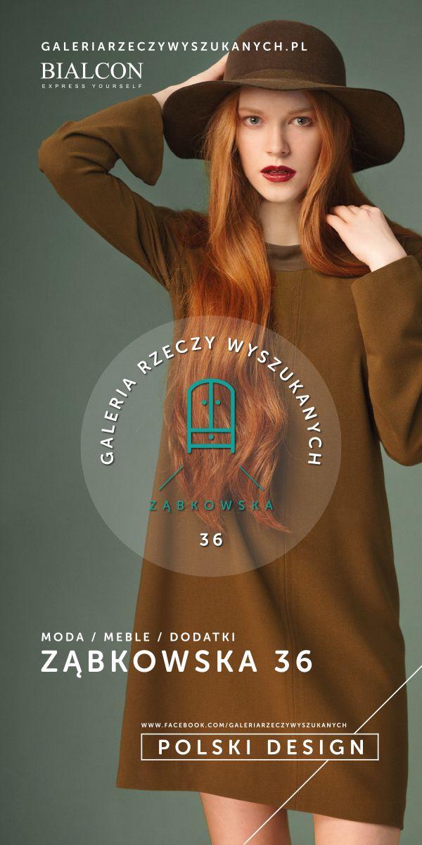 #galeriarzeczywyszukanych #Bialcon #Rabarbar #moda #design