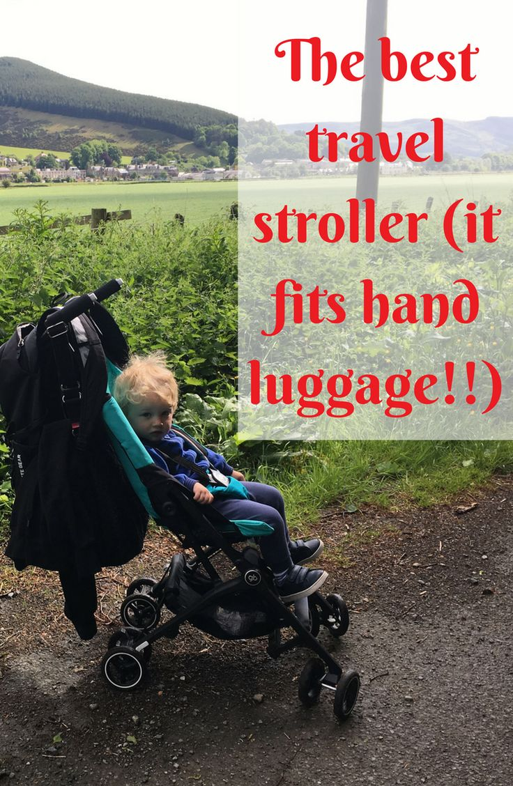 Save the headache. Get the best travel stroller first time round | travel stroller | family travel | travel with kids | travel buggy | lightweight stroller