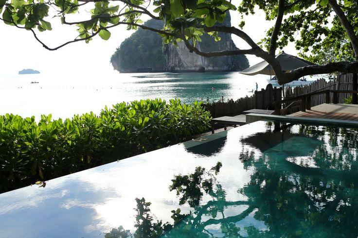 A True Thailand Island Experience at Rayavadee Krabi | TheWholeTara.com