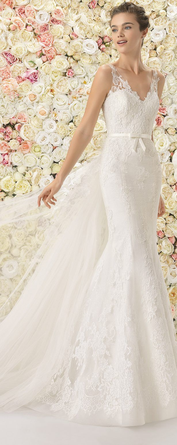 Wedding Dresses by Aire Barcelona 2017 Bridal Collection