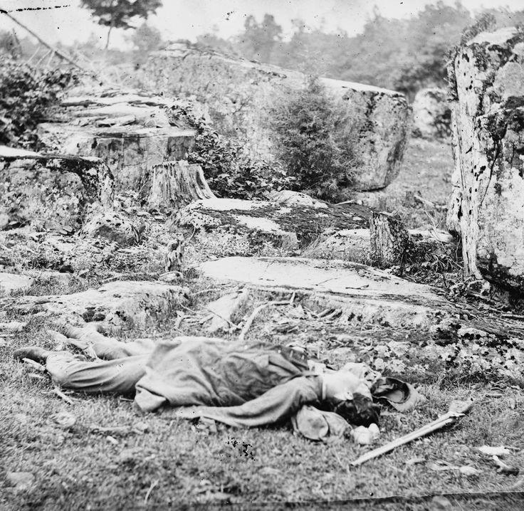 gettysburg nude