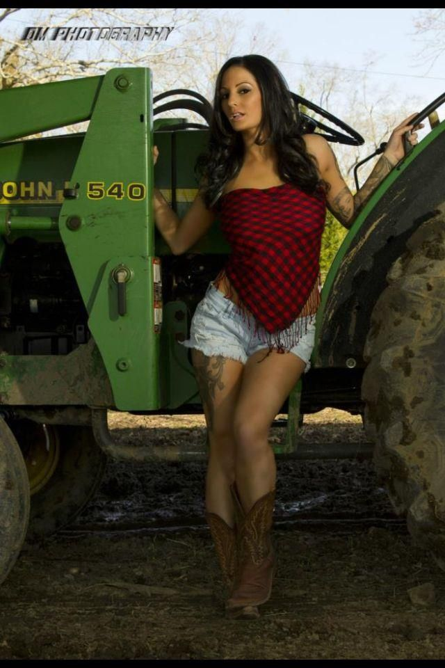 Hot hot girls with tractors, xxxdick pic