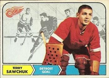 Terry Sawchuck.