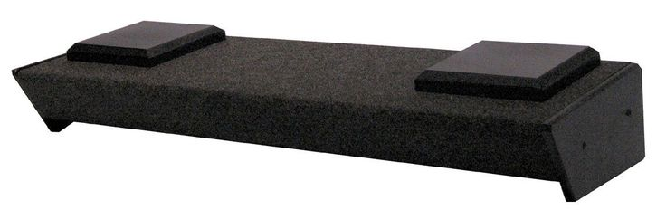 """R/T Dual 10"""" GM Crew Cab/2nd Row SUV '00-'08 Sealed Speaker Box. 45"""" width x 16"""" deep x 6"""" tall - mounting depth 4 1/2"""" (DOES NOT FIT HD MODELS). Solid 5/8"""" material with """"Tri-lock"""" joint construction. Sealed Enclosure. Designed for: GM Pickups, Chevy Silverado & GMC Sierra - Crew Cab, 2002-2008. Also Fits: Tahoe, Yukon, Denali, Suburban - 2000-2008. Escalade - 2002-2008."""
