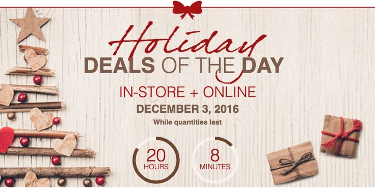Lowes Canada Holiday Deals Of The Day: Save 40% off Select Hoover Vacuums 30% off Area Rugs Door Mats & Runne... http://www.lavahotdeals.com/ca/cheap/lowes-canada-holiday-deals-day-save-40-select/148538?utm_source=pinterest&utm_medium=rss&utm_campaign=at_lavahotdeals