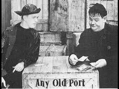 ローレル&ハーディ日本語字幕 ANY OLD PORT (1932)