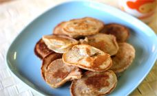 Baby Banana Pancakes Recipe - Toddler