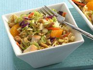 Crunchy Chicken Salad recipe from Betty Crocker