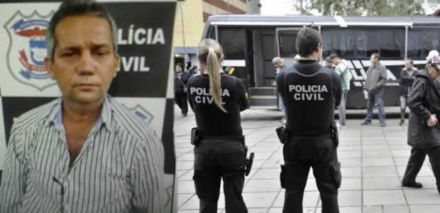 A prisão do pastor foi efetuada pela Polícia Civil em Comodoro O pastor Joel Cordeiro da Silva, 52 anos, ex-vereador por Pontes e Lacerda, ...
