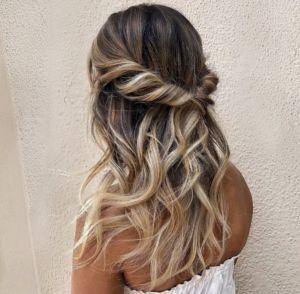 Prom Frisuren Trend auf Instagram