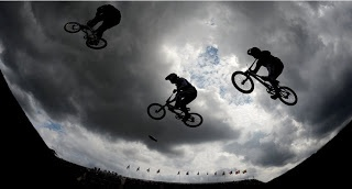 salto oscuro