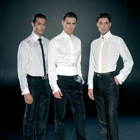 Свадебная мужская рубашка москва