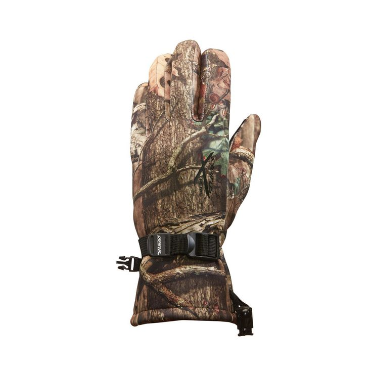 Seirus Xtreme AWG Gauntlet Camo Mens Realtree Xtra XL Glove