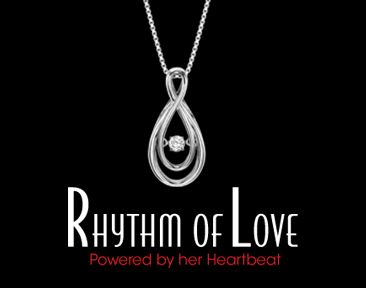 24 best rhythm of love diamond jewelry powered by her heartbeat the rhythm of love pendants available at the gold mine of hudson nc aloadofball Images