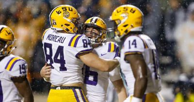 2017 SEC Country Power Poll: Where LSU is ranked (Week 12)
