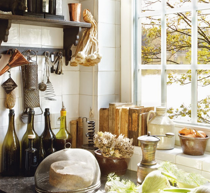 Charming Country Kitchen Decorations With Italian Style: 87 Best Images About Country Chic Decor On Pinterest