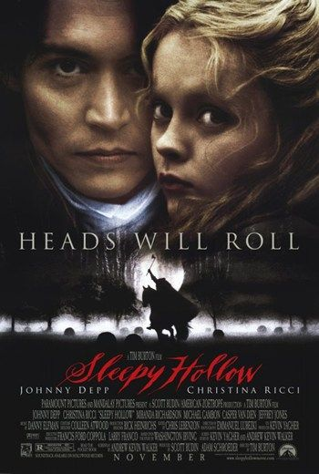 Sleepy Hollow Movie Poster (11 x 17)