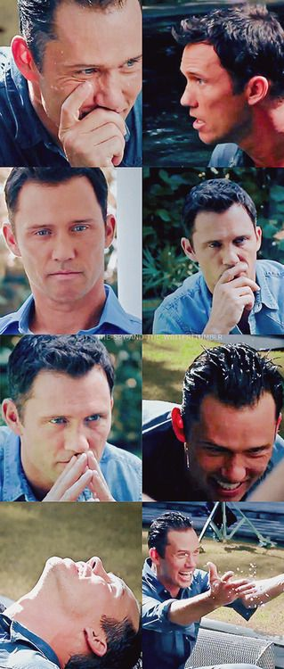 Jeffrey Donovan BTS TV GUIDE.