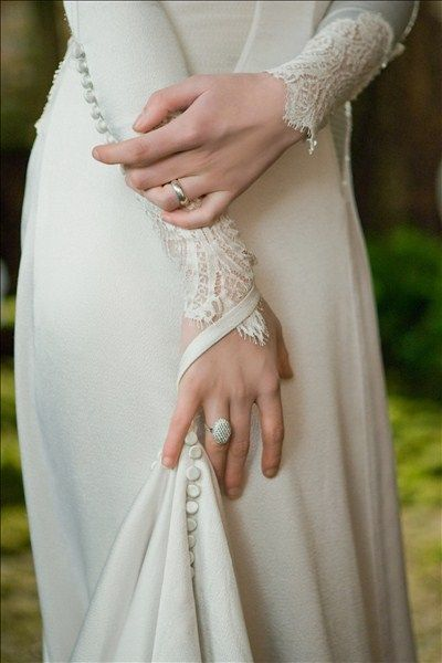 Vestiido de noiva da Bella Saga Crepusculo